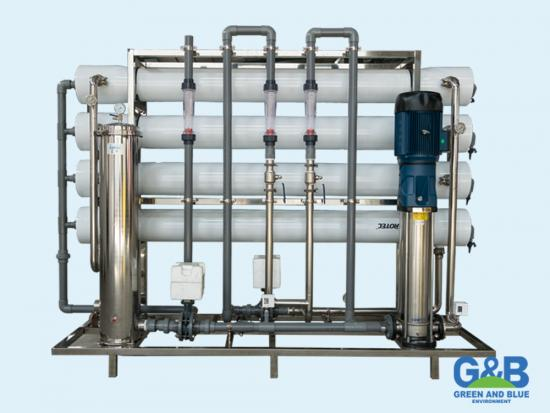 water treatment (RO system)